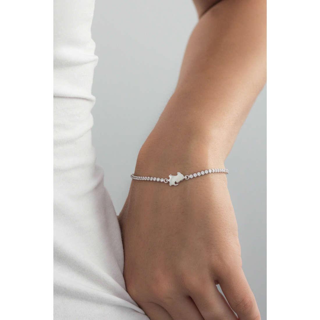 GioiaPura bracelets femme GPSRSBR1833 indosso