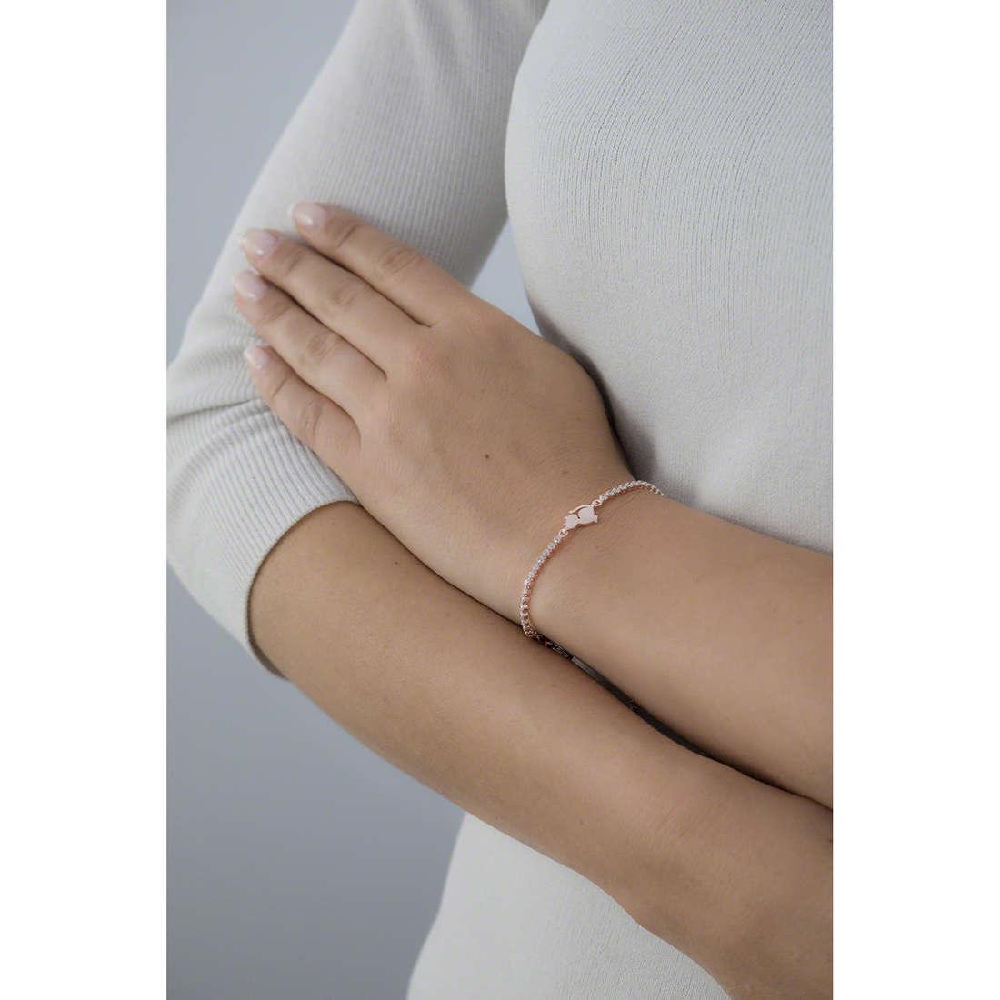 GioiaPura bracelets femme GPSRSBR1835 indosso