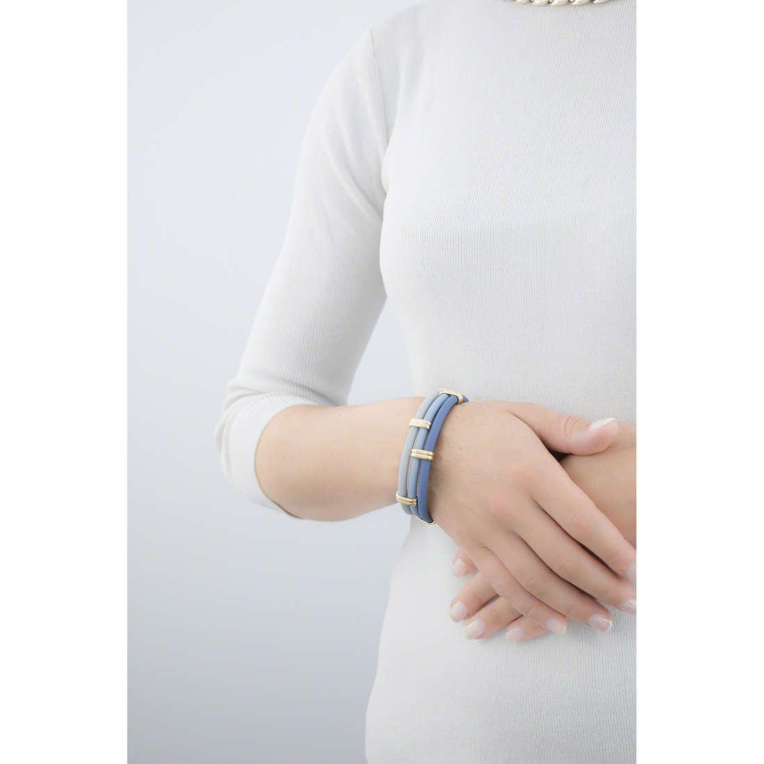 Hip Hop bracelets Happy Loops femme HJ0179 indosso