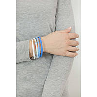 bracelet femme bijoux Hip Hop Happy Loops HJ0292