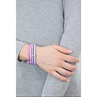 bracelet femme bijoux Hip Hop Happy Loops HJ0293