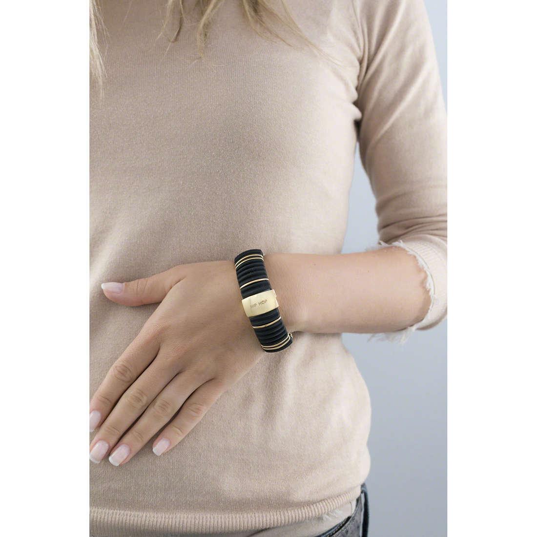 Hip Hop bracelets Kint femme HJ0135 indosso