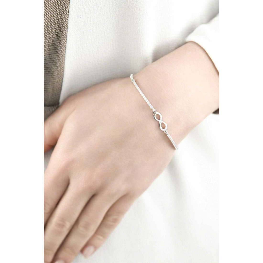 Jack&co bracelets Dream femme JCB0686 indosso