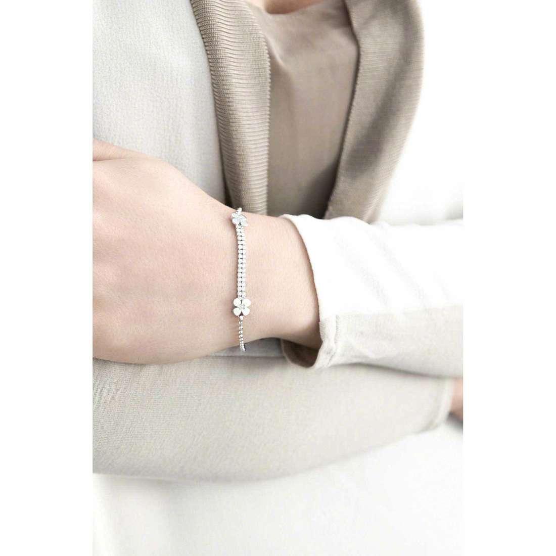 Jack&co bracelets Dream femme JCB0718 indosso