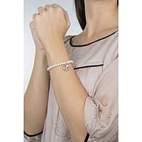 bracelet femme bijoux Luca Barra Be Happy BK1446