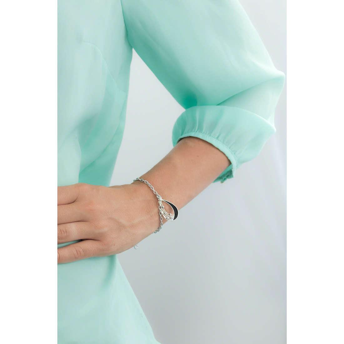 Luca Barra bracelets Kimberley femme LBBK1084 indosso