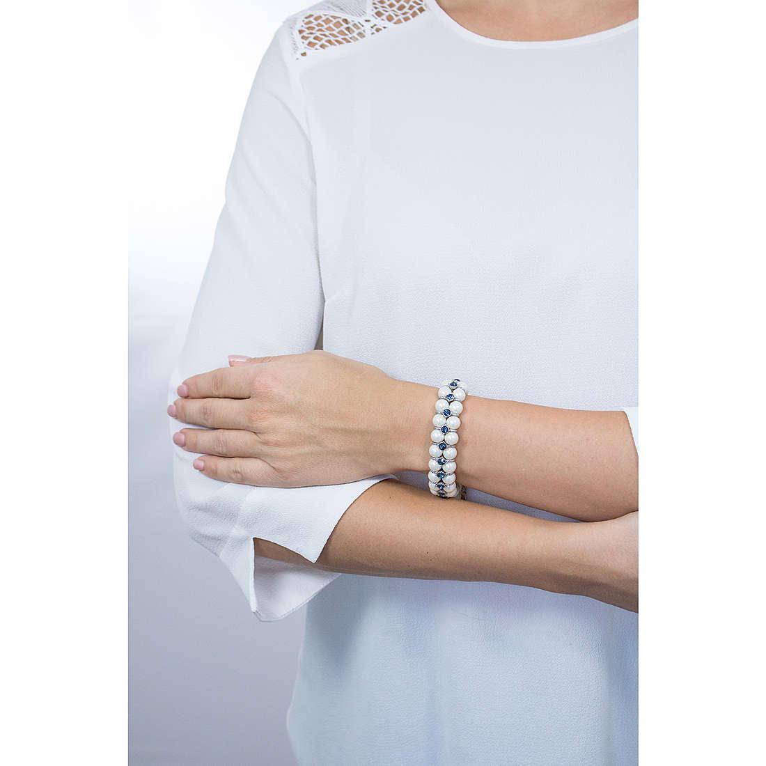 Luca Barra bracelets femme LBBK1023 indosso