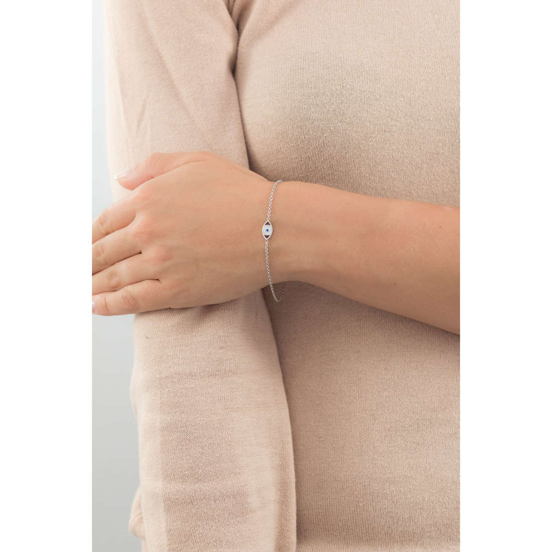 Marlù bracelets Mano Di Fatima femme 14BR104 indosso