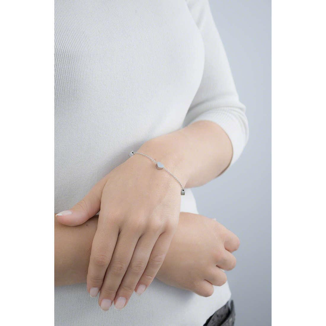 Marlù bracelets My Luck femme 18BR020 indosso