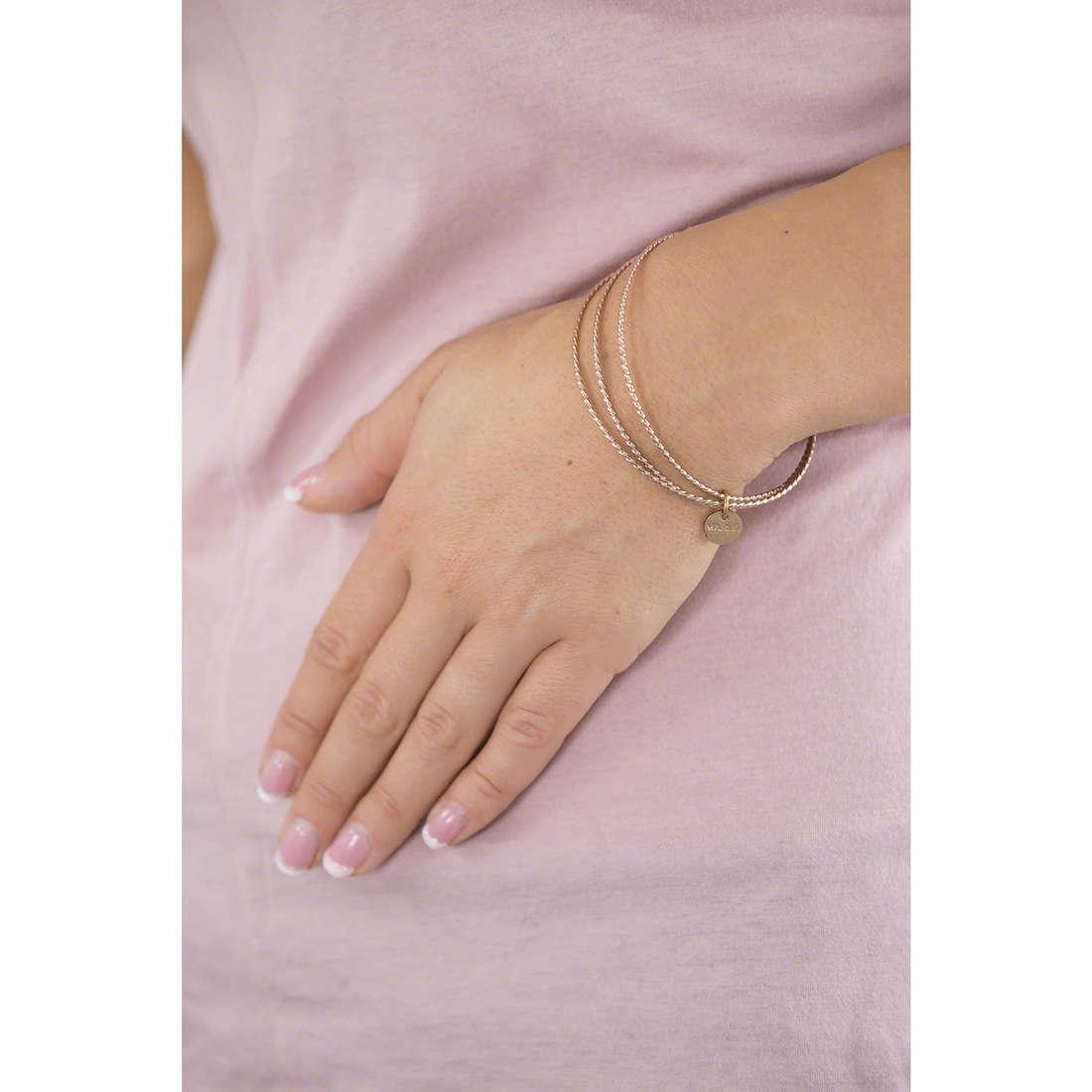 Marlù bracelets Nel mio Cuore femme 15BR013R indosso