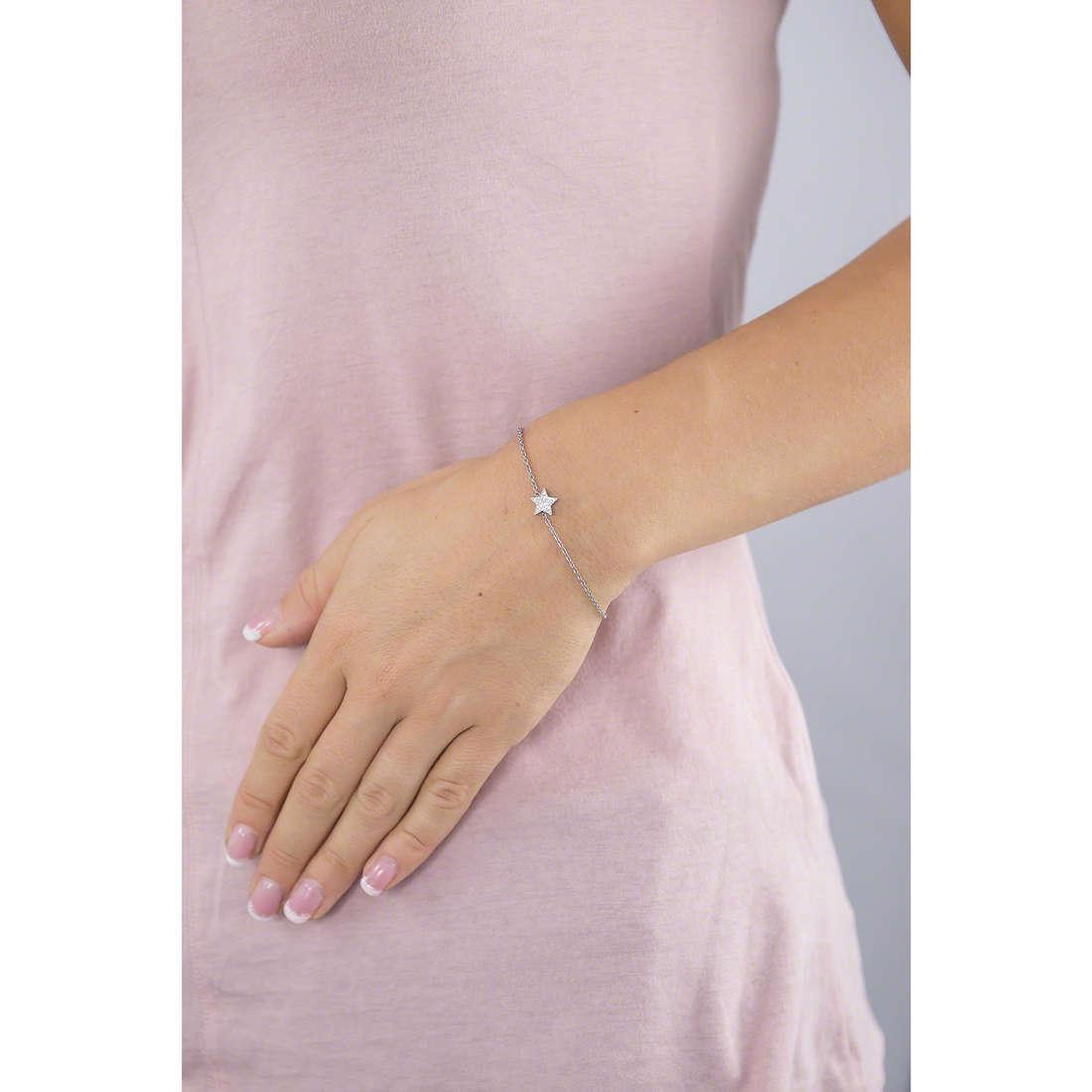 Marlù bracelets Time To femme 18BR054 indosso