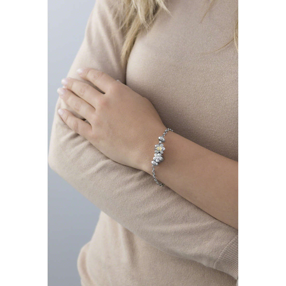 Morellato bracelets Drops femme SCZ453 indosso