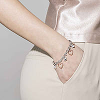 bracelet femme bijoux Nomination Rock In Love 131844/011