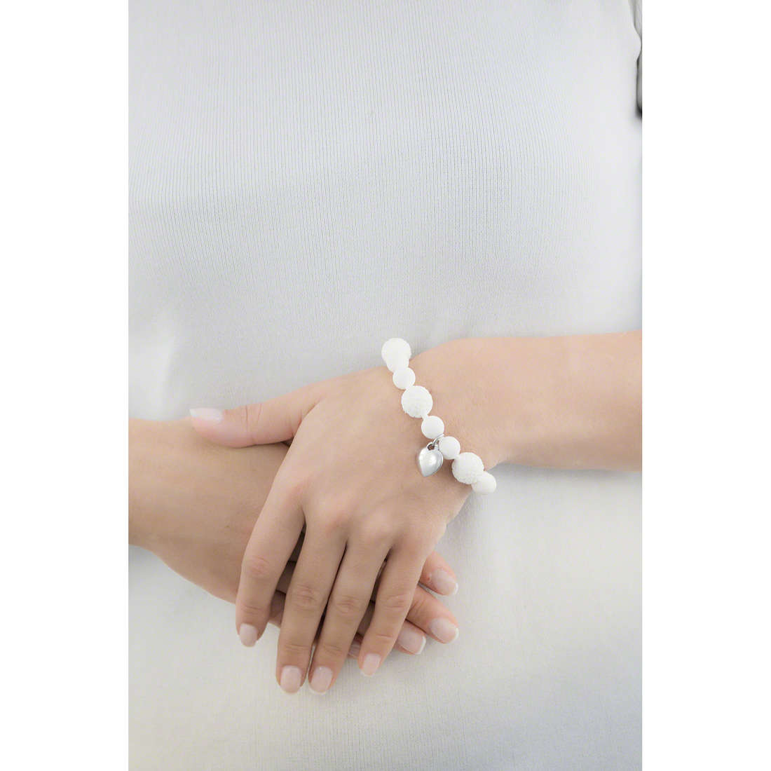 Ops Objects bracelets Boule De Rose femme OPSBR-241 indosso