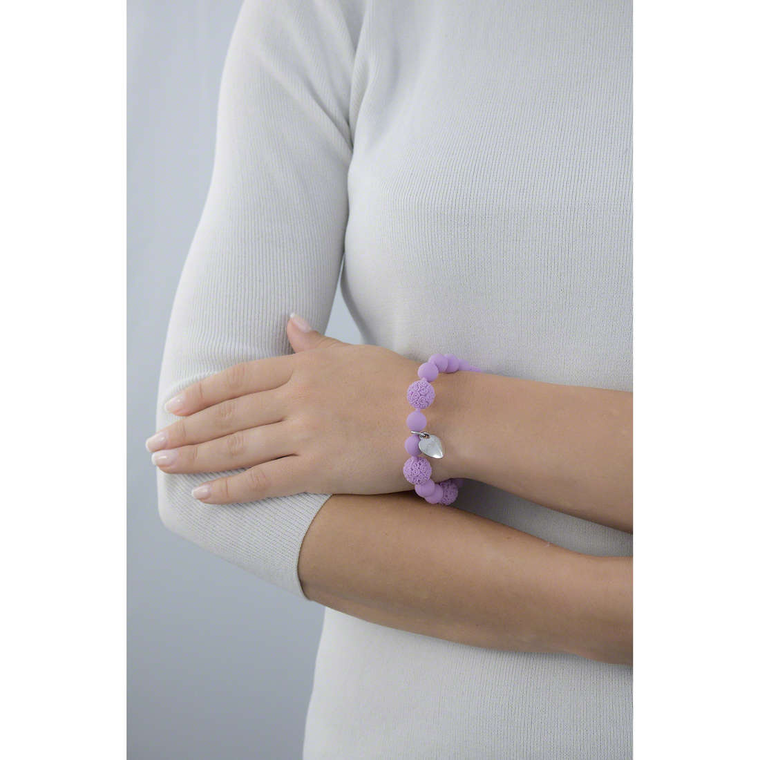 Ops Objects bracelets Boule De Rose femme OPSBR-247 indosso