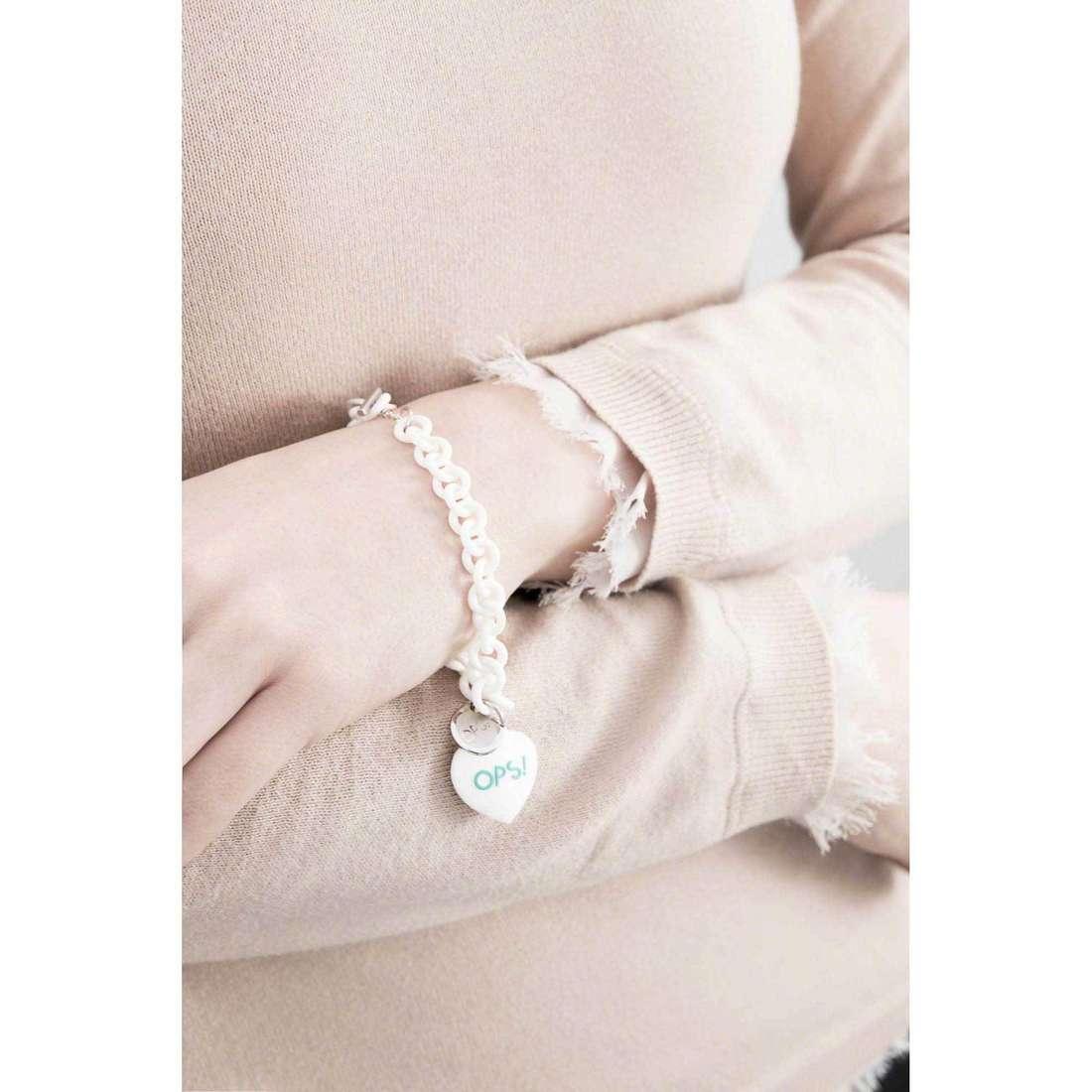 Ops Objects bracelets Cherie femme OPSBR-224 indosso