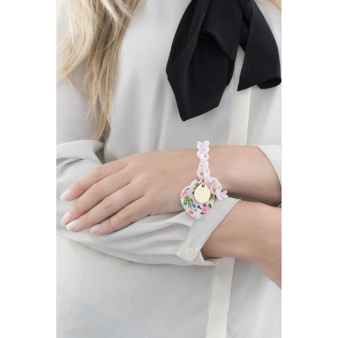 Ops Objects bracelets Flower femme OPSBR-151 indosso