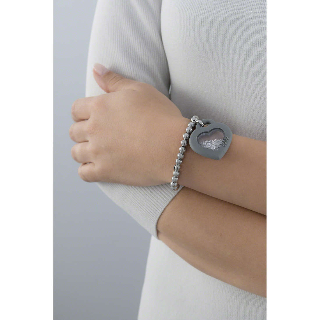 Ops Objects bracelets My Ops femme OPSBR-342 indosso