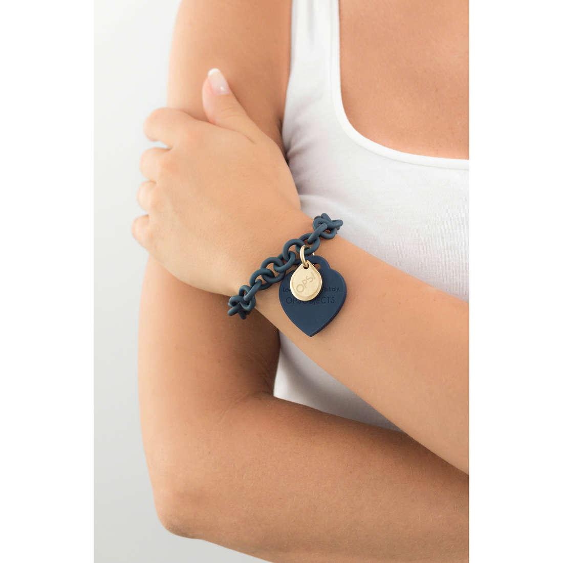 Ops Objects bracelets Ops Love femme OPSBR-15 photo wearing