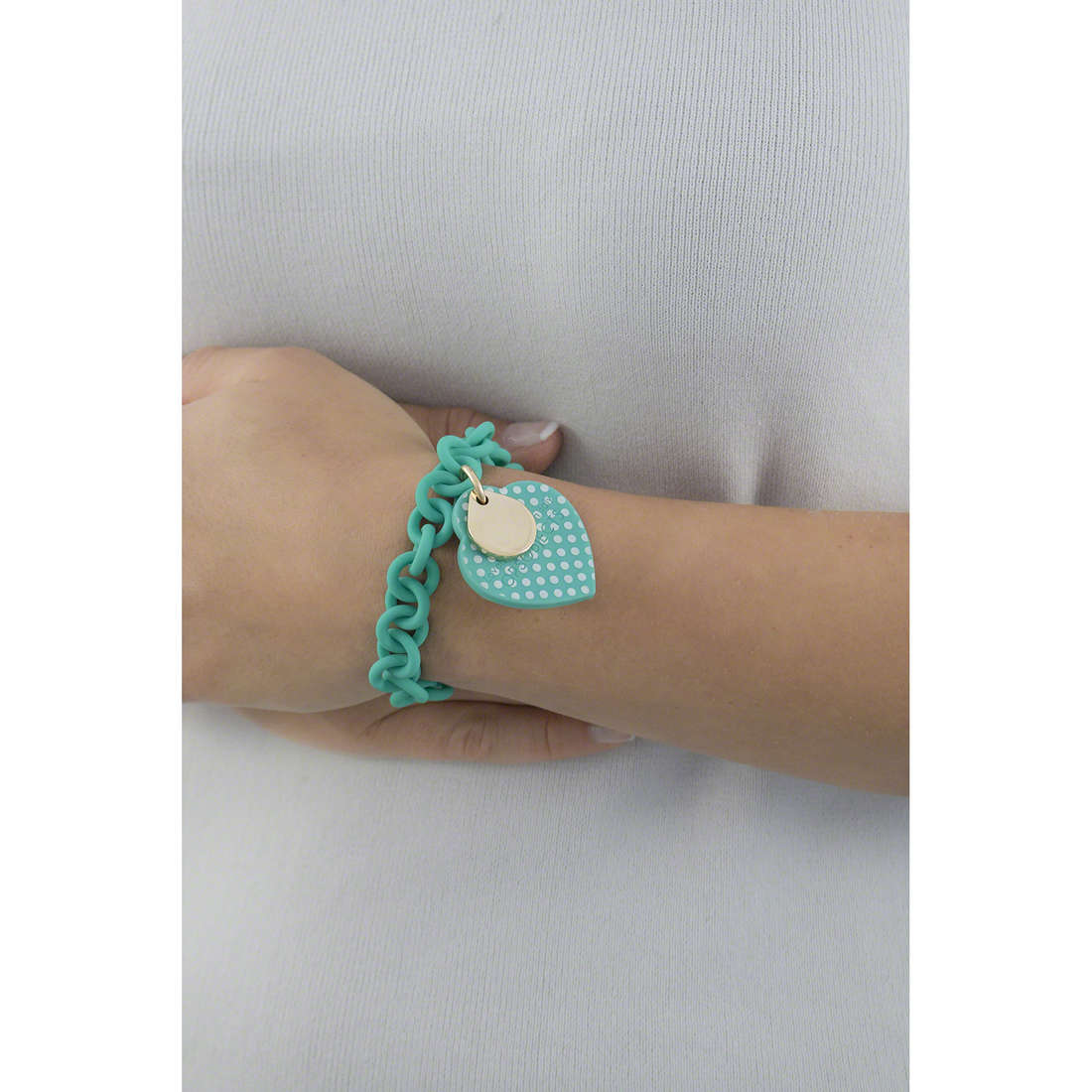 Ops Objects bracelets Pois femme OPSBR-39 indosso