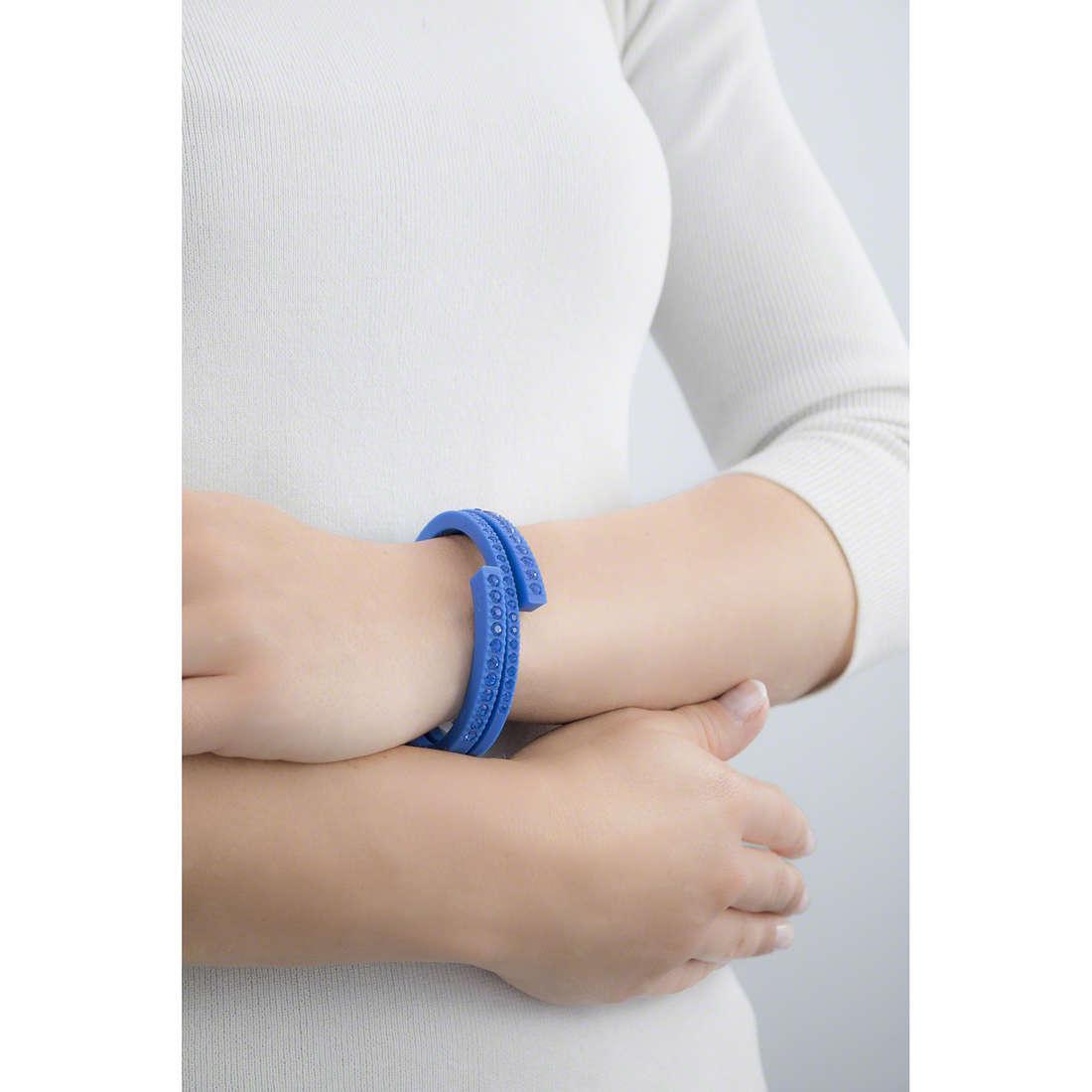 Ops Objects bracelets Roll femme OPSBR-384 indosso