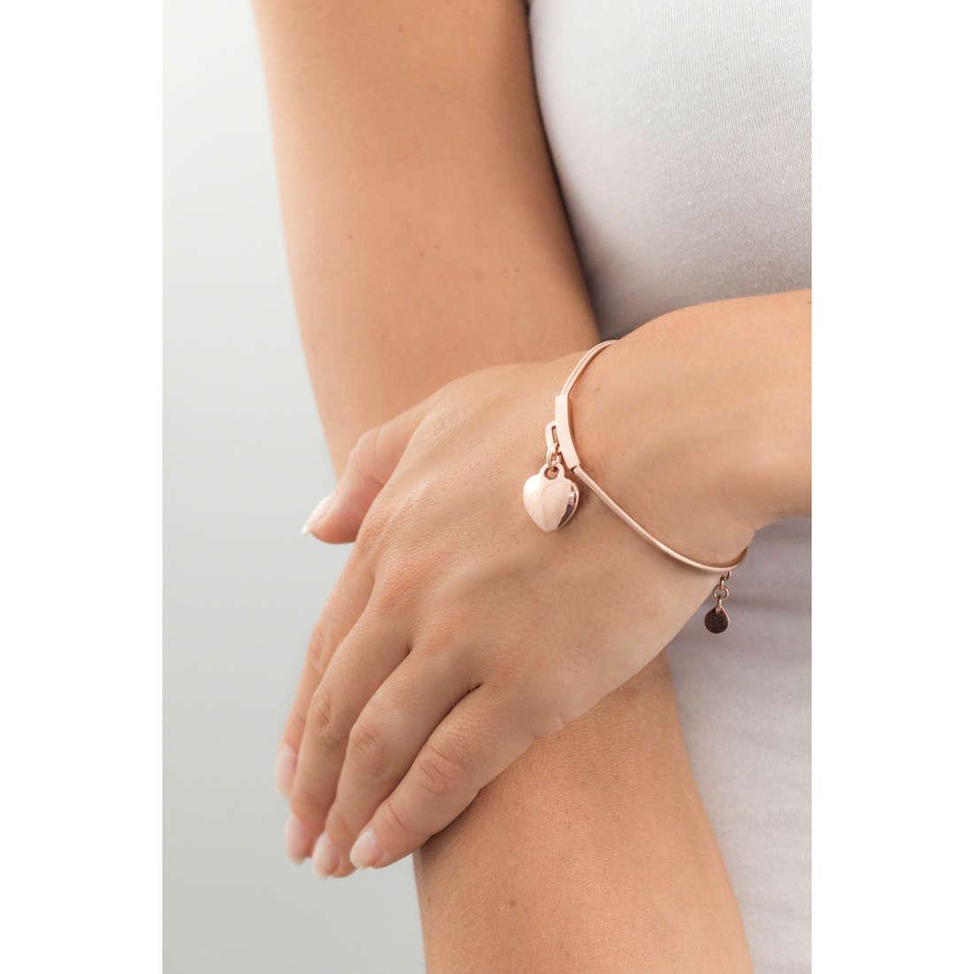 Ops Objects bracelets Snake femme OPSBR-365 indosso