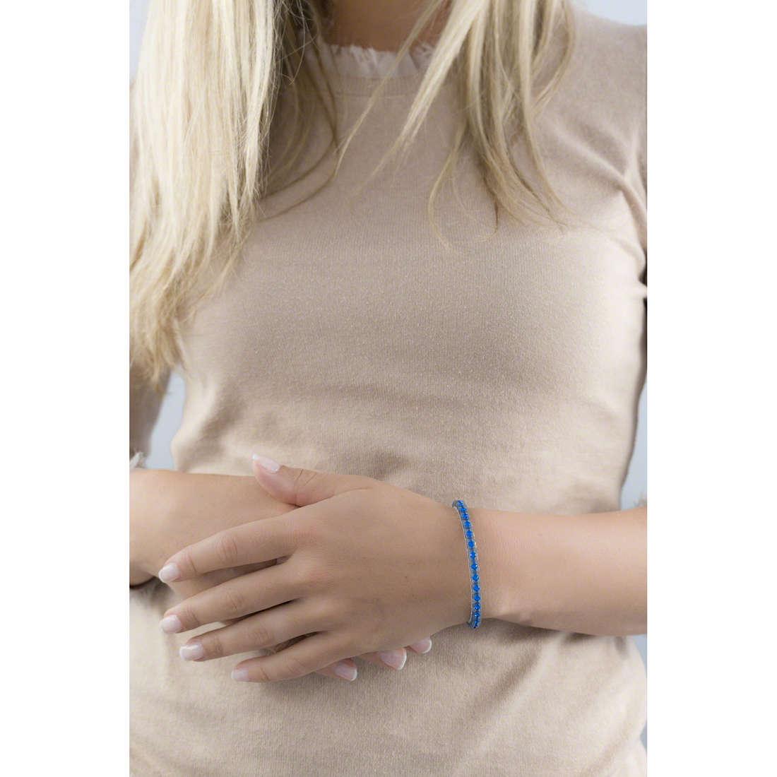 Ops Objects bracelets Tennis Nude femme OPSTEW-66 indosso
