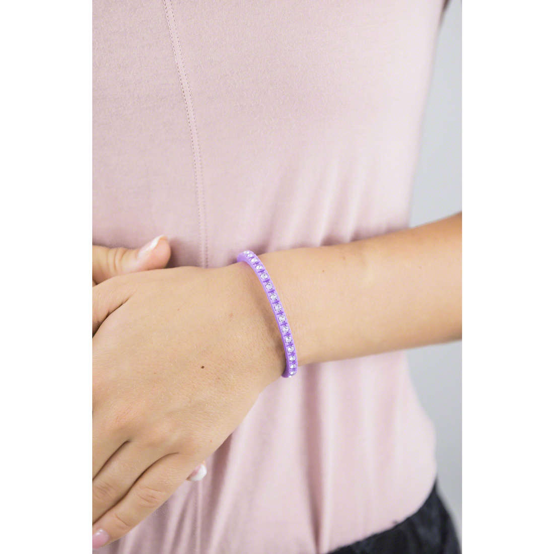 Ops Objects bracelets Tennis femme OPSTEW-07 indosso