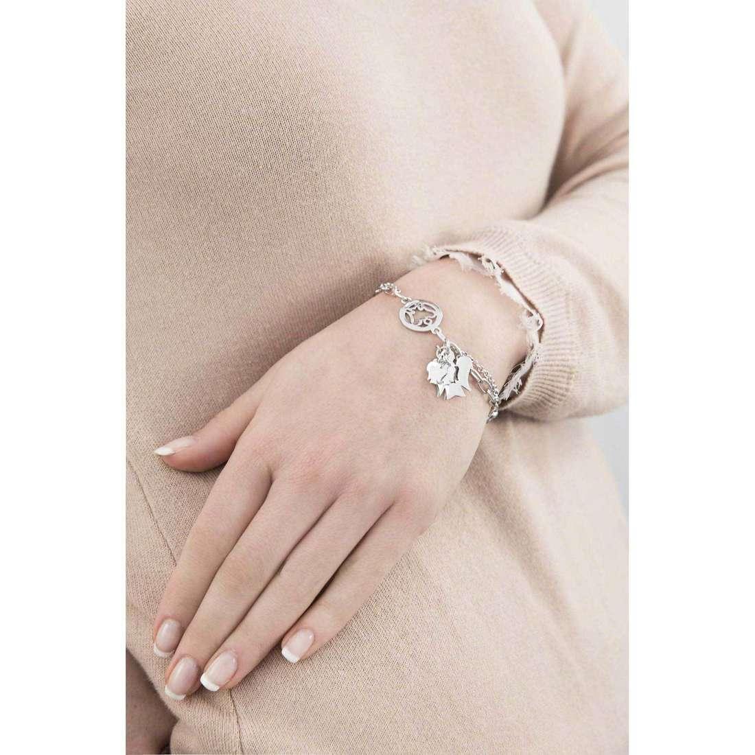 Giannotti bracelets Chiama Angeli femme GIA194 indosso