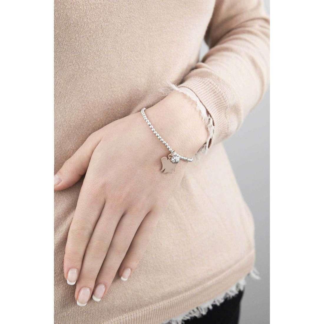 Giannotti bracelets Chiama Angeli femme GIA242 indosso