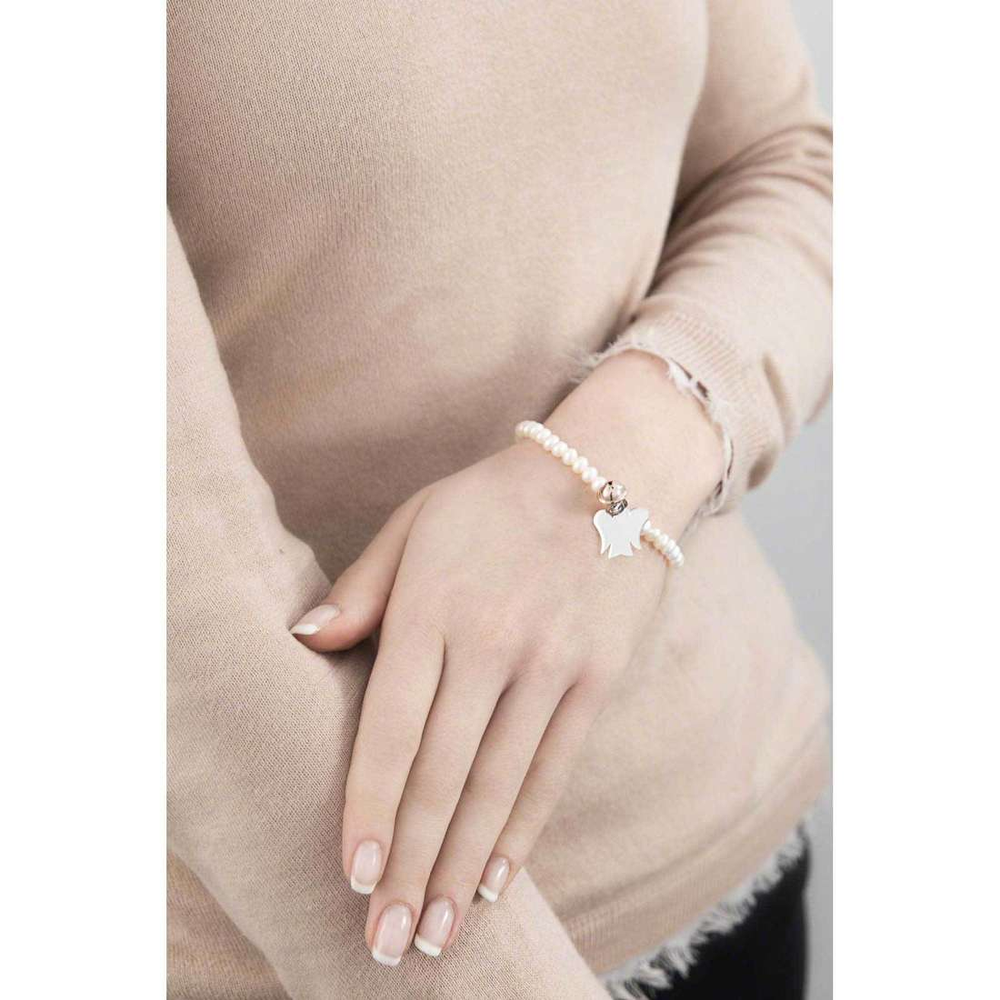 Giannotti bracelets Chiama Angeli femme GIA253 indosso