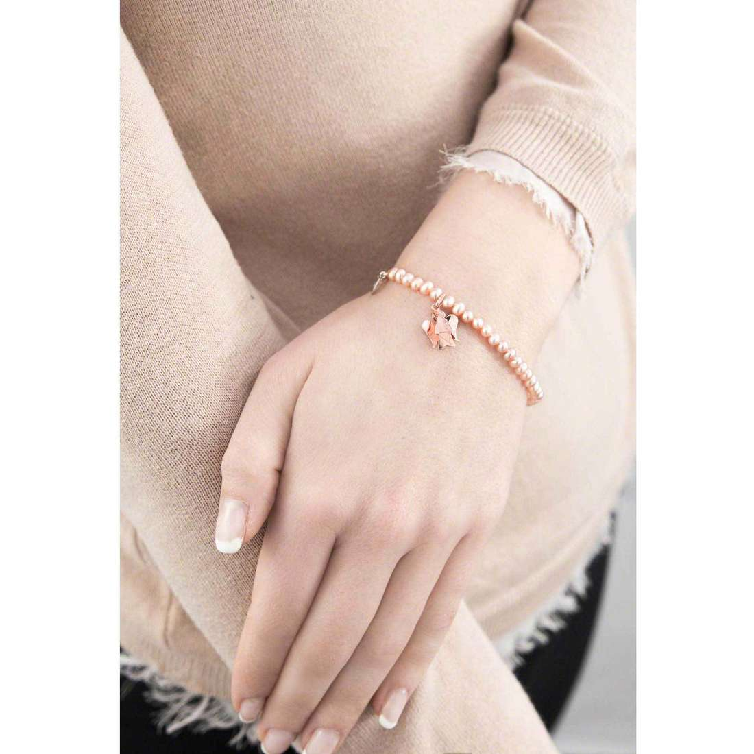 Giannotti bracelets Chiama Angeli femme NKT183R indosso