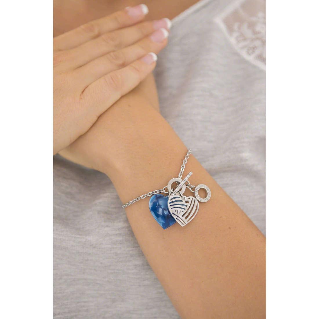 Sagapò bracelets Candy femme SCD11 indosso