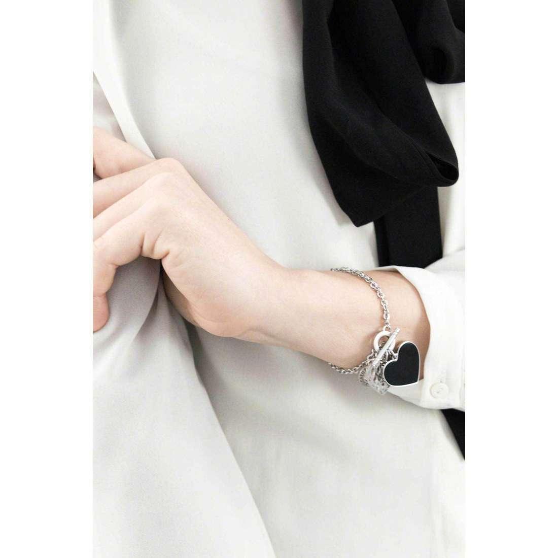 Sagapò bracelets Candy femme SCD15 indosso