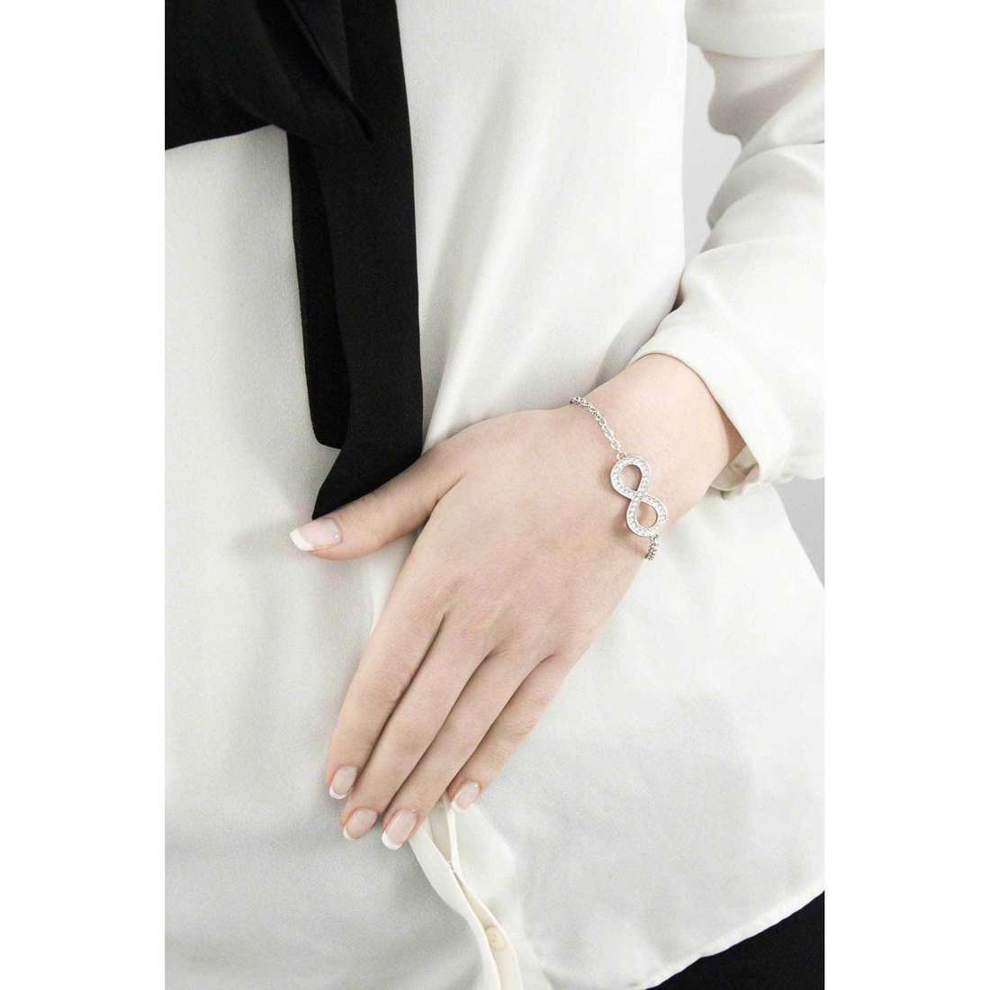 Sagapò bracelets Fantasia femme SFS13 indosso