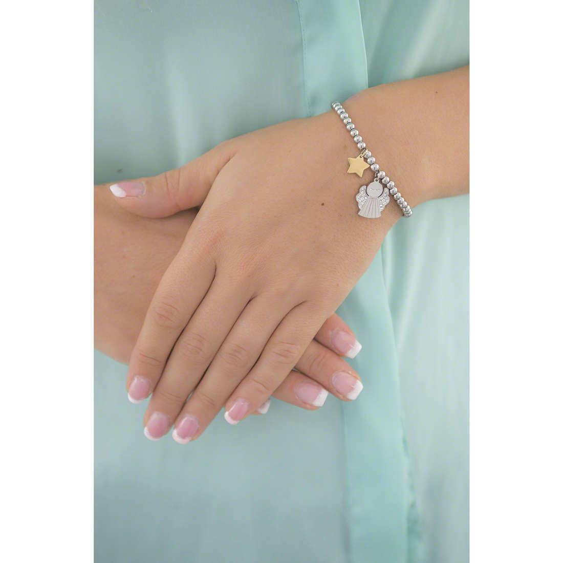 Sector bracelets Family & Friends femme SACG34 indosso