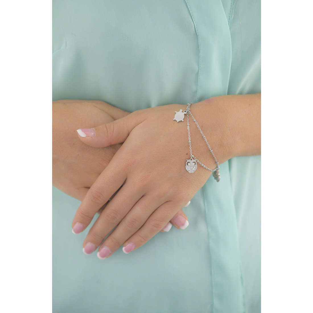 Sector bracelets Family & Friends femme SACG36 indosso