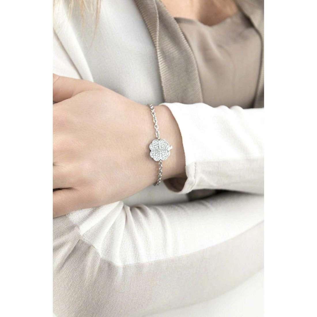 Sector bracelets Love and Love femme SAGI04 indosso