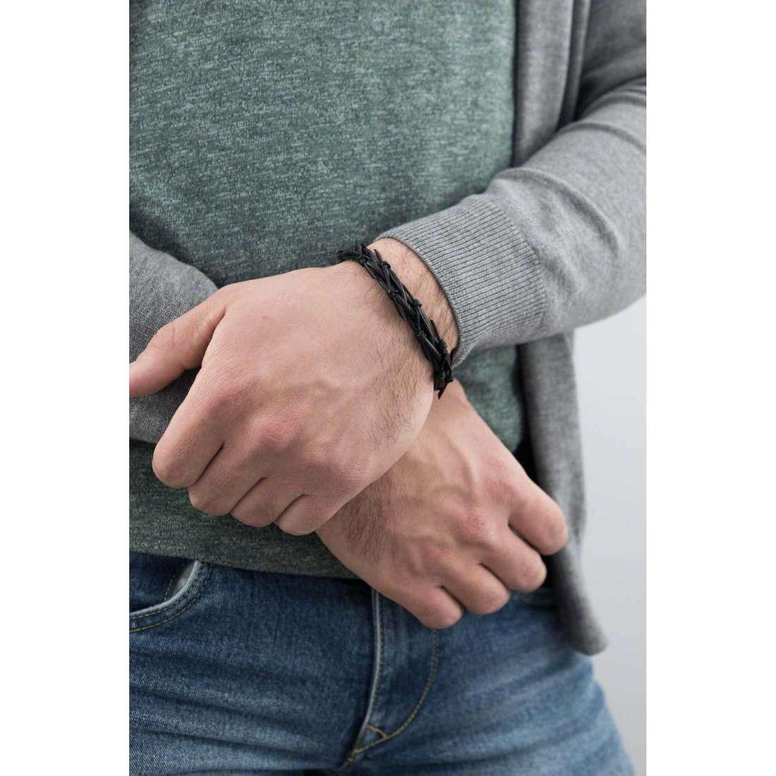 Amen bracelets Passion homme BRPA02-M indosso