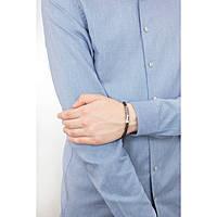 bracelet homme bijoux Amen Pater Noster NO05B-L