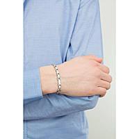 bracelet homme bijoux Bliss Railway 20069486