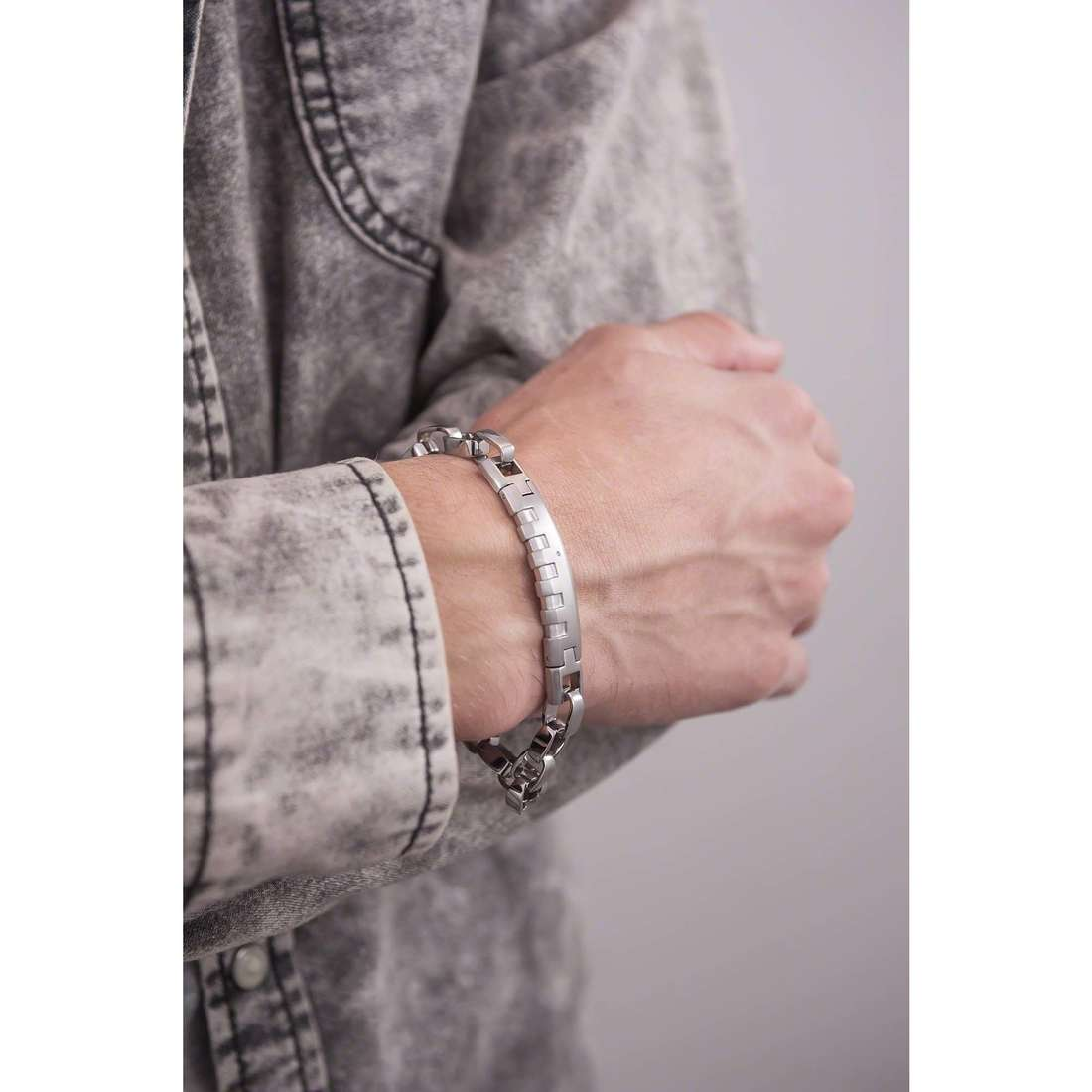 Bliss bracelets Speedway homme 20061544 indosso