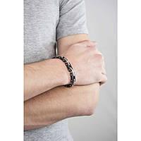 bracelet homme bijoux Breil Be Black TJ1921