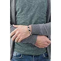 bracelet homme bijoux Breil Cross Cut TJ1531
