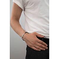 bracelet homme bijoux Cesare Paciotti JPBR0209B