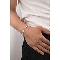 bracelet homme bijoux Cesare Paciotti JPBR1222B