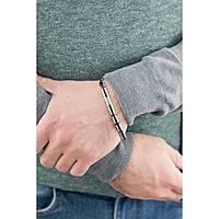 bracelet homme bijoux Comete Acciaio UBR 457