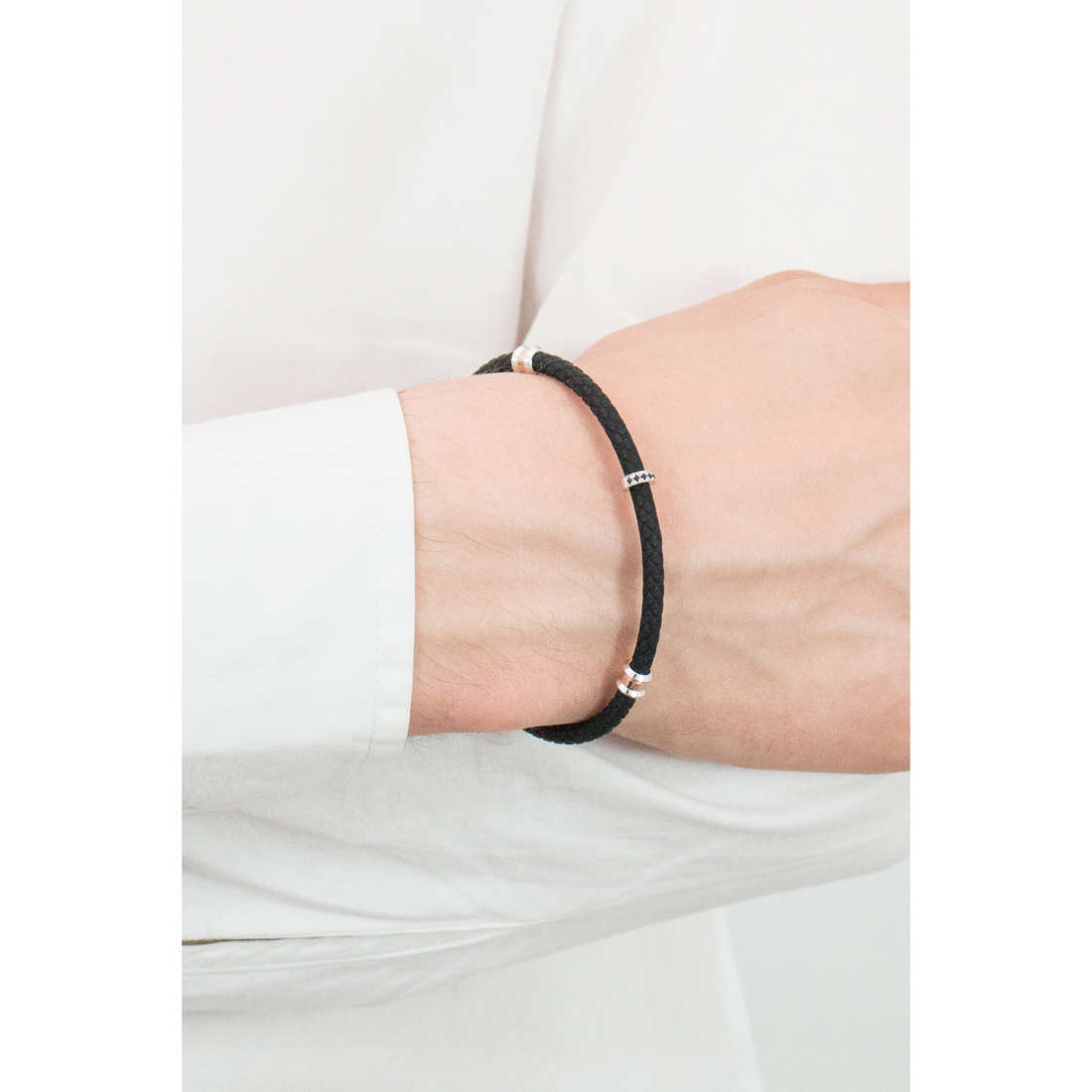 Comete bracelets Business homme UBR 742 photo wearing