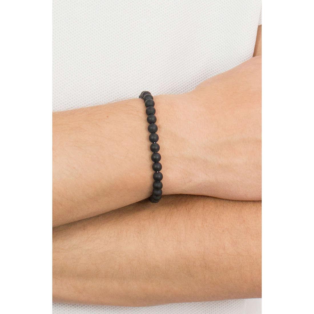 Comete bracelets Dandy homme UBR 744 photo wearing