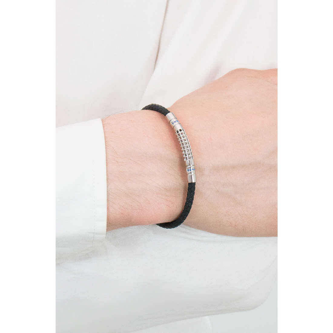 Comete bracelets Goleador homme UBR 763 photo wearing